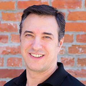 Photo of Pedro Bustamante, Malwarebytes VP of Technology