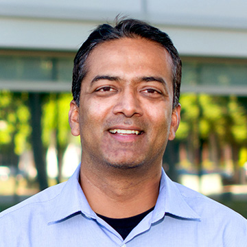Photo of Raj Mallempati, Malwarebytes Senior Vice President of Marketing